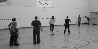 floor hockey pic